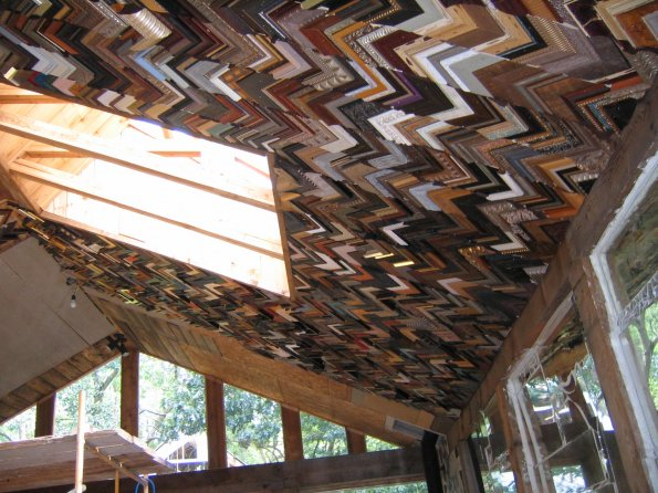 Tree House Studio Ceiling